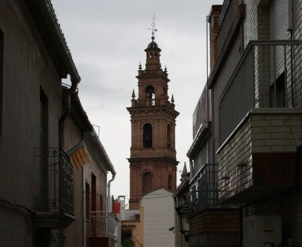 iglesia betera / bétera
