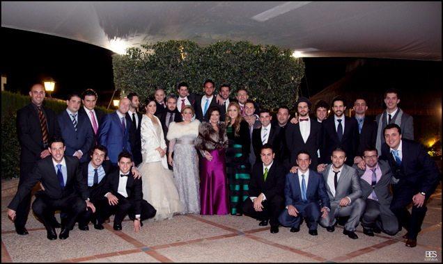 Cena de San Valentín de 2013. Foto de Bes Audiovisual.
