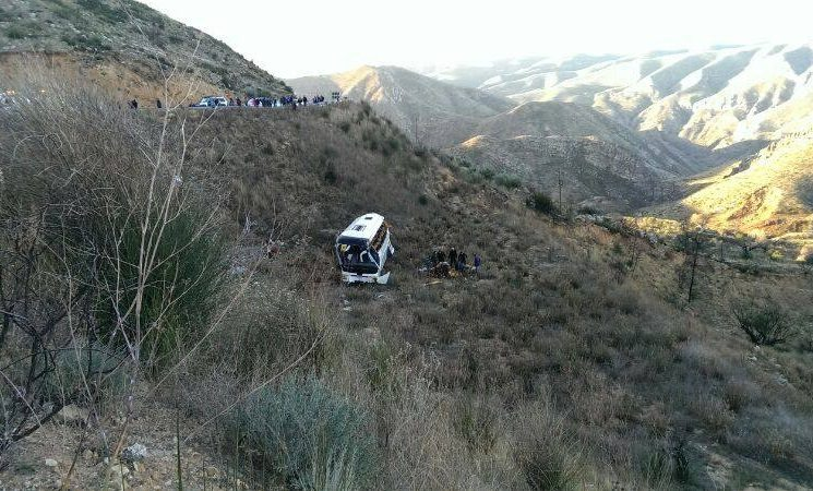 accidente Buñol