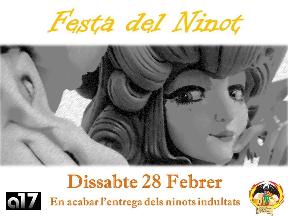 cartell Festa del Ninot