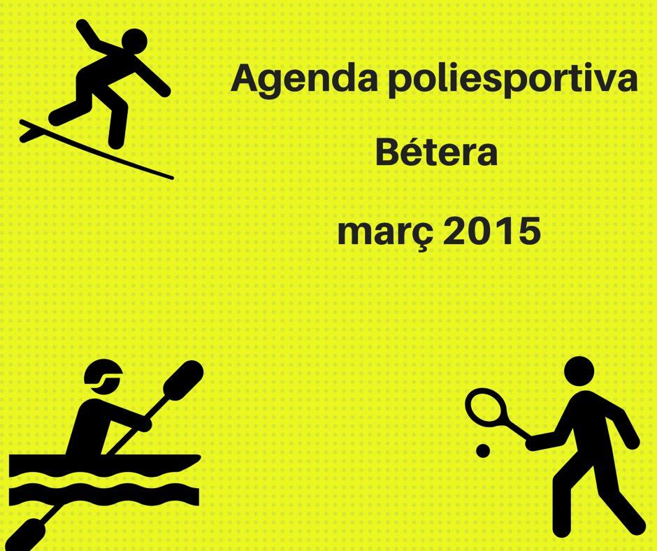 agenda poliesportiva betera