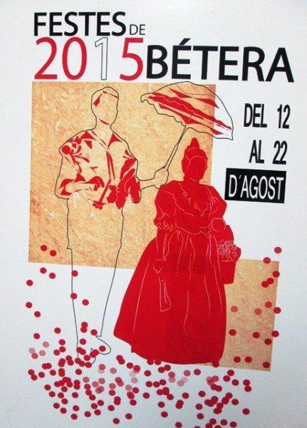 cartel ganador fiestas betera