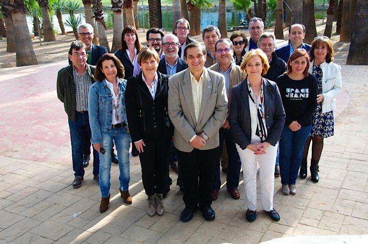 Candidatos coalición Mas Camarena - CUBE