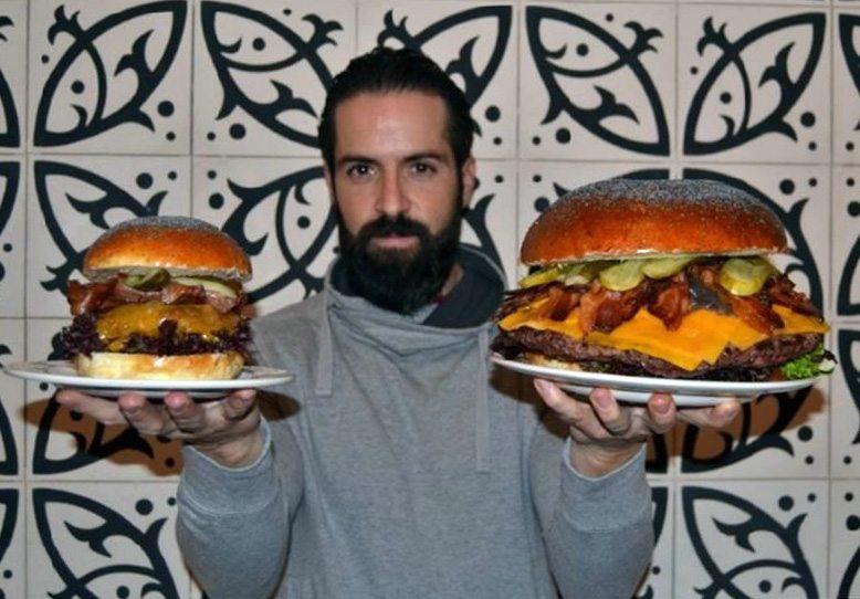 concurso hamburguesa