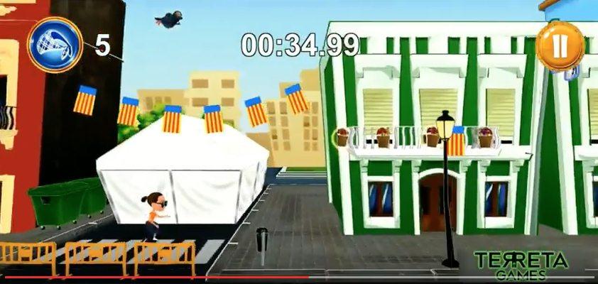 Imatge videojoc fet per Terreta Games