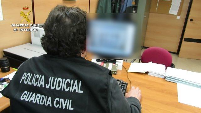 Foto: Guàrdia Civil
