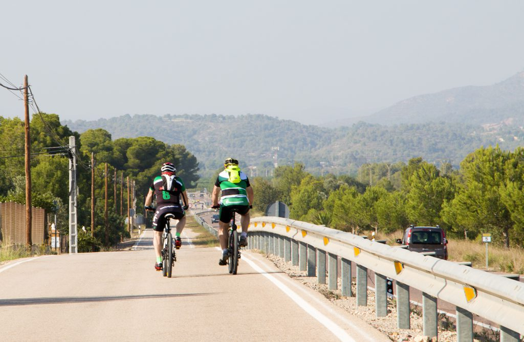ciclistes betera