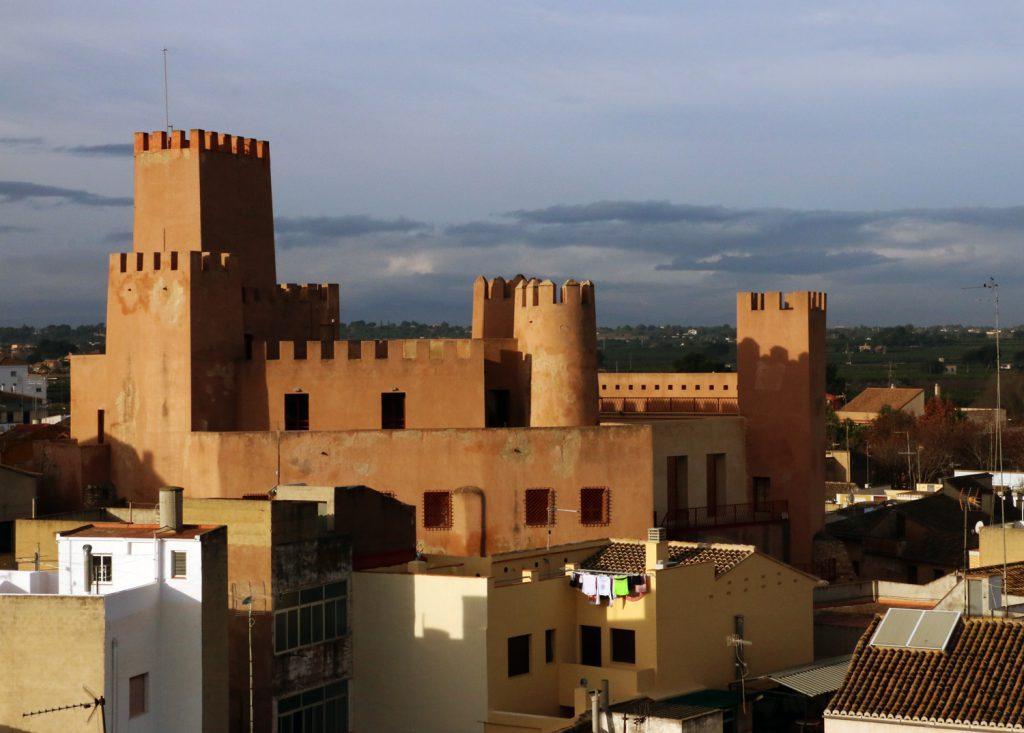 castell betera