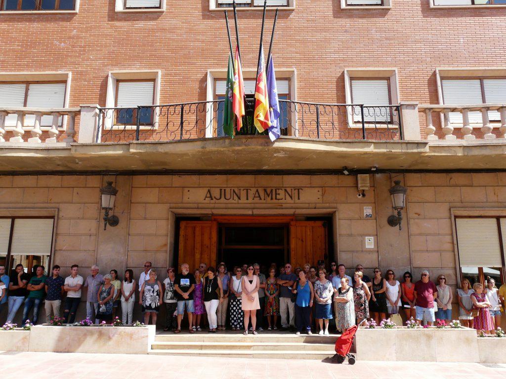 minuto silencio atentados Barcelona