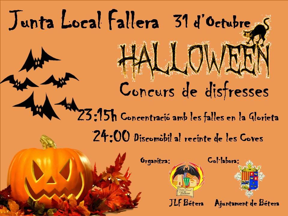 cartell halloween 17