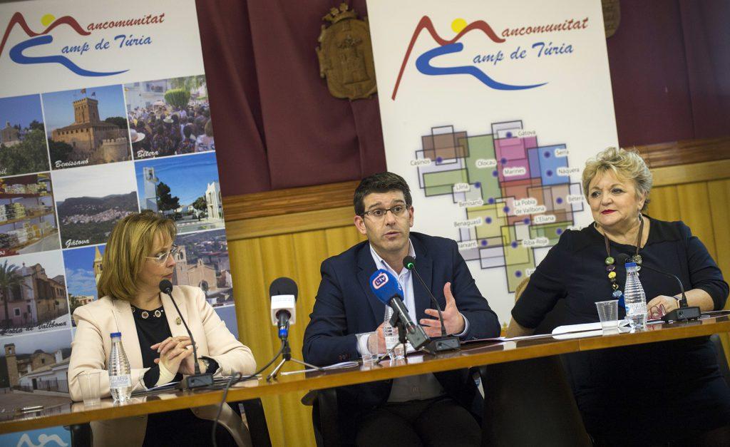 2_Presupuestos Diputación 2018 en Llíria foto_Abulaila