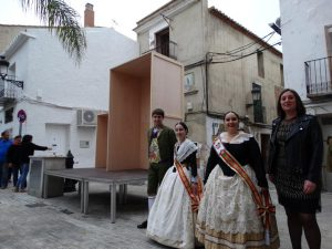 N-18 Plaça Falleres Alcaldessa