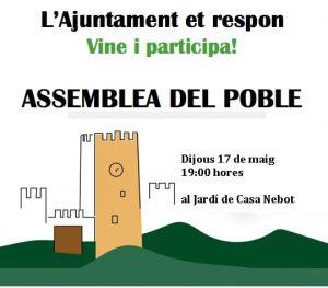 Assemblea del Poble