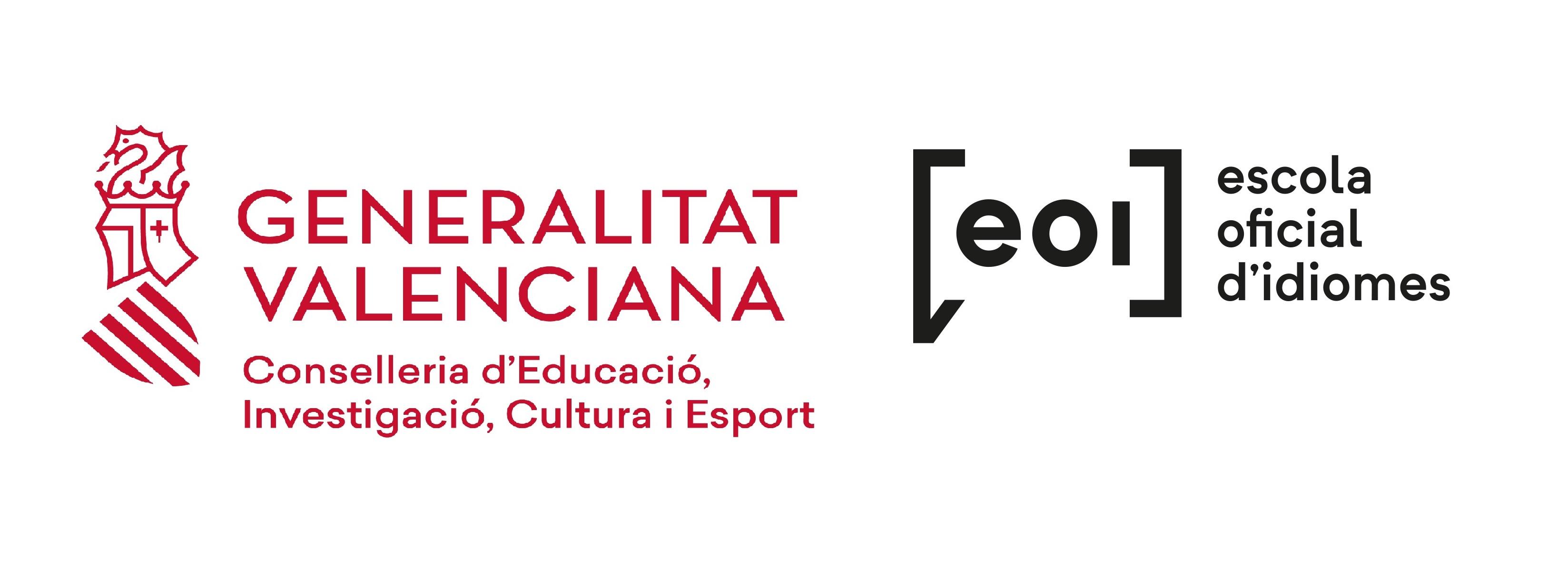 Conselleria amplía hasta el 20 de septiembre la admisión extraordinaria en  las escuelas oficiales de idiomas – BÉTERA – toda la información del  Bétera, Valencia